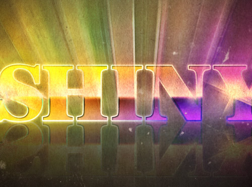 : text lighting effects photoshop - azcodes.com