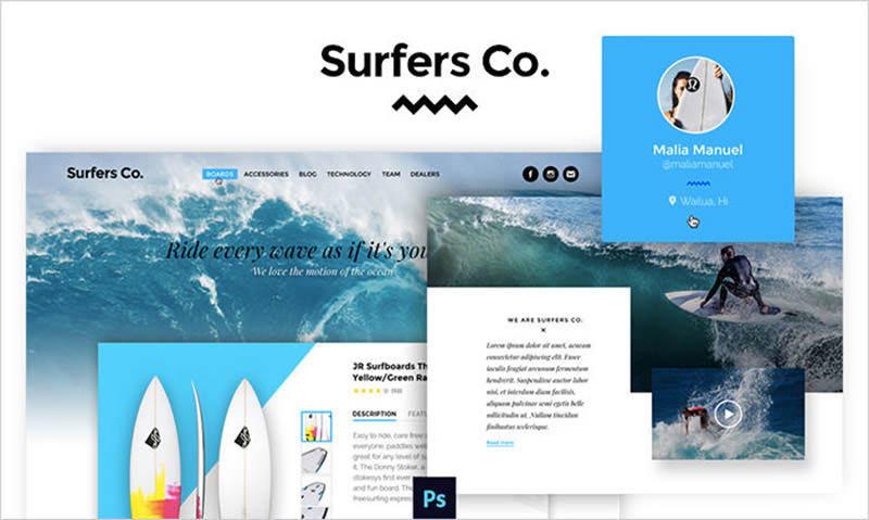 Surfers Co.
