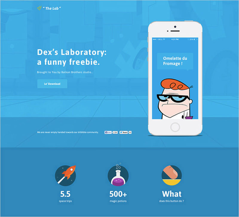 Dexter's The Lab