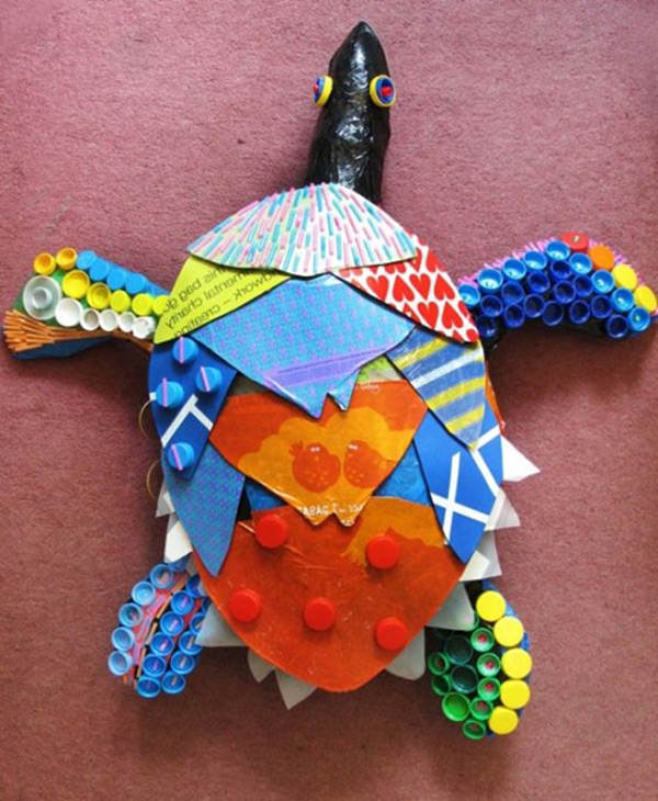 marine-turtle-sculptures