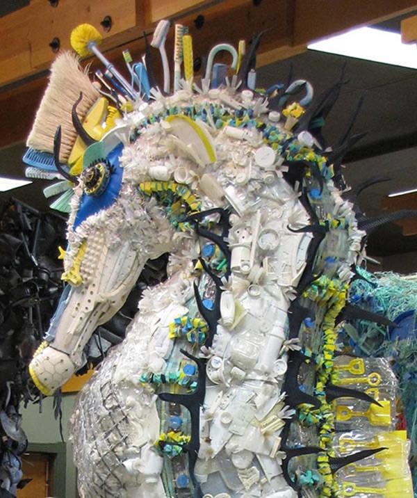 sea-horse