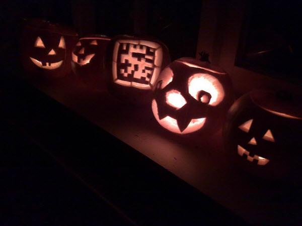 qr pumpkin