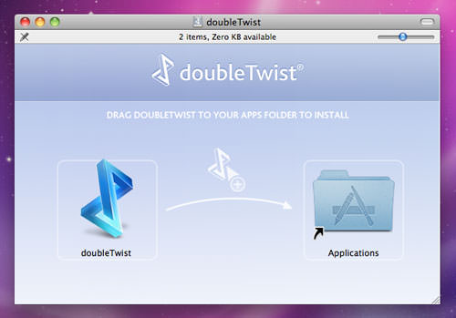 DoubleTwist for Mac
