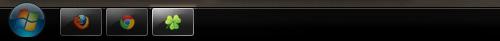 Clover Taskbar Icon