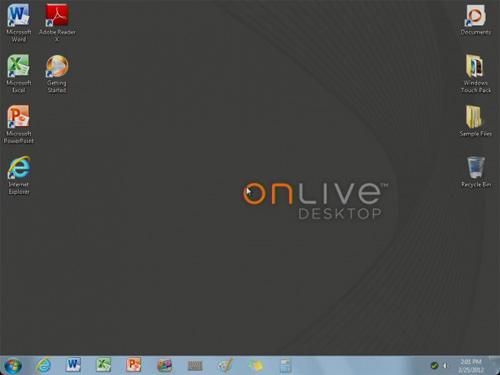 Online Desktop