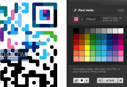 edit by pixel
