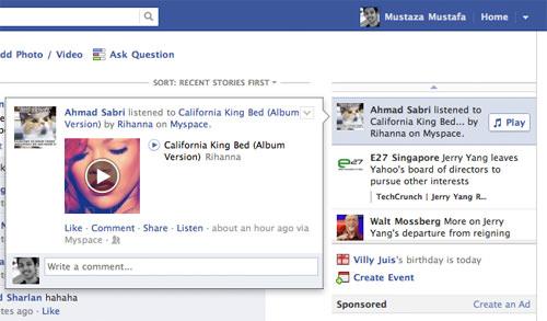 FB Status Bar
