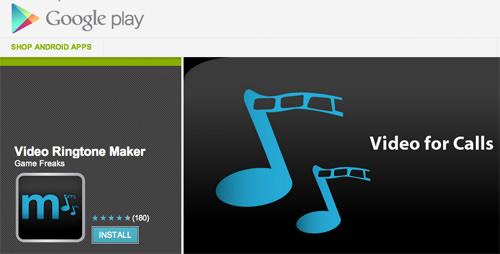 Download Video Ringtone Maker