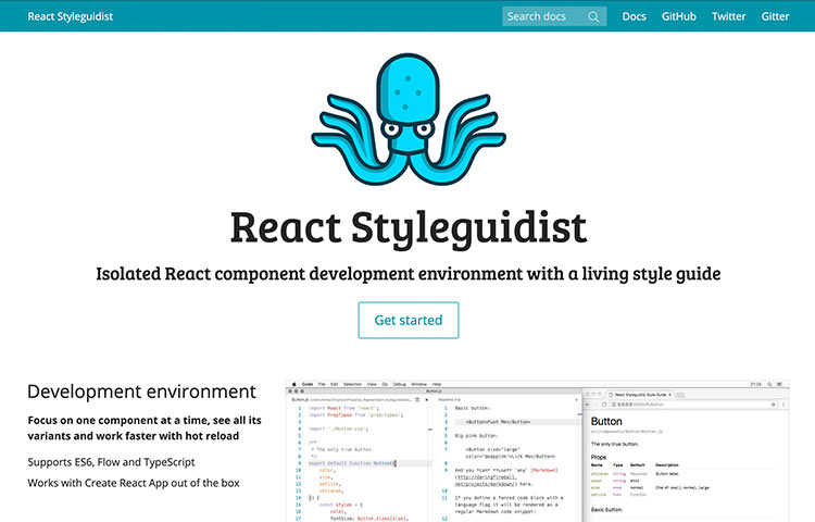 React Style Guide Generator - کدفرند، دوست برنامه نویس من