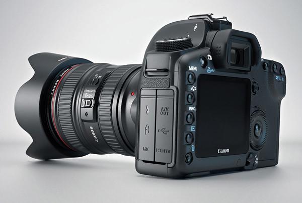 Canon 5D Camera