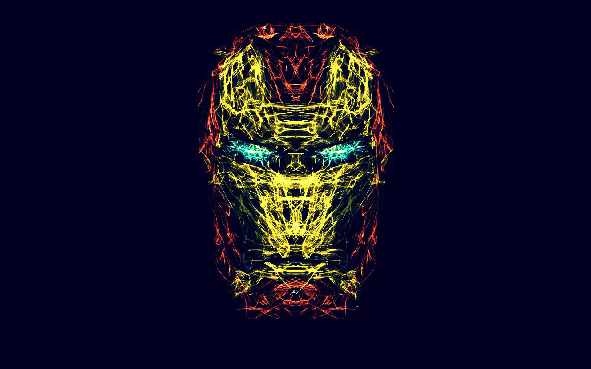 30 Really Nice Ironman Wallpapers Hongkiat