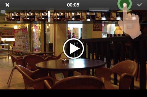 split video