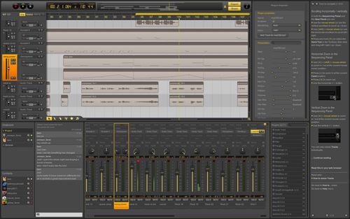 Ohm Studio Project