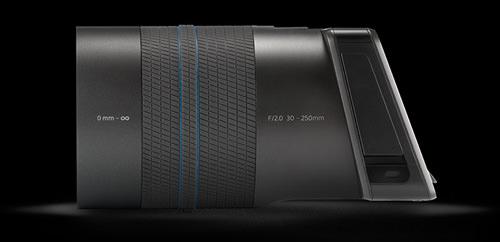 Lytro Illum Lens
