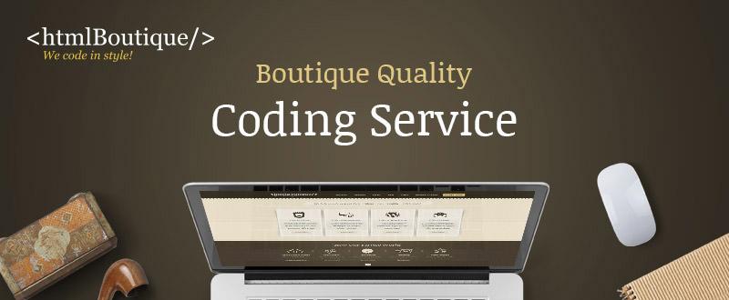 html boutique