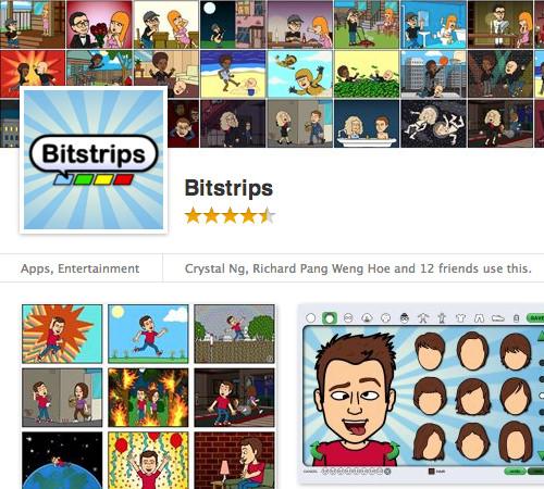 BitStrip App