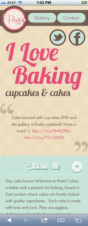 Preeti Cakes and Cupcakes