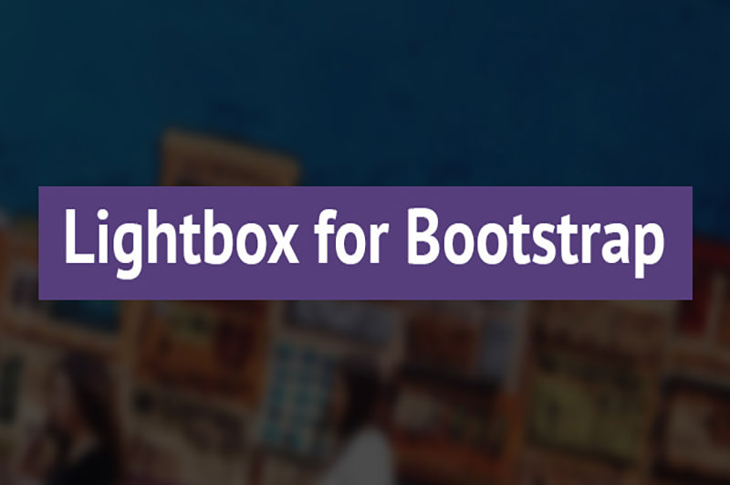 Lightbox for Bootstrap