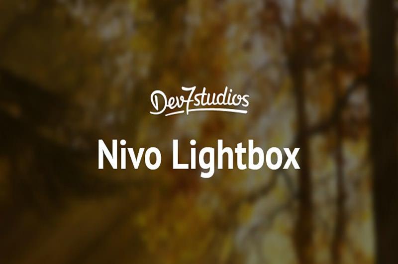 Nivo Lightbox