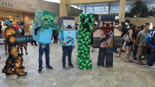 samus vs. minecraft ii