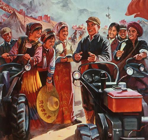 retro historic artwork