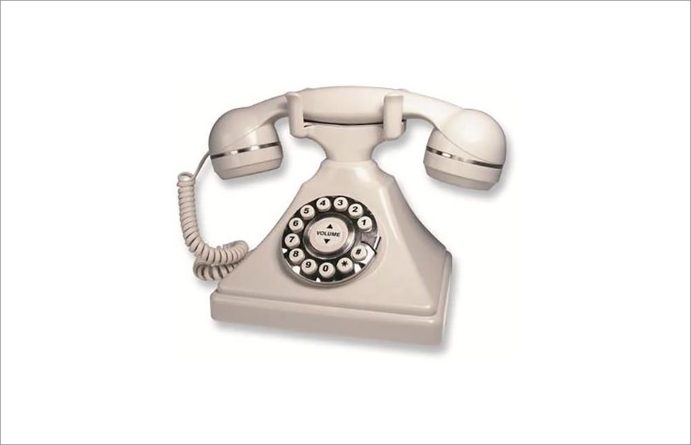 Retro  Desk Model Telephon
