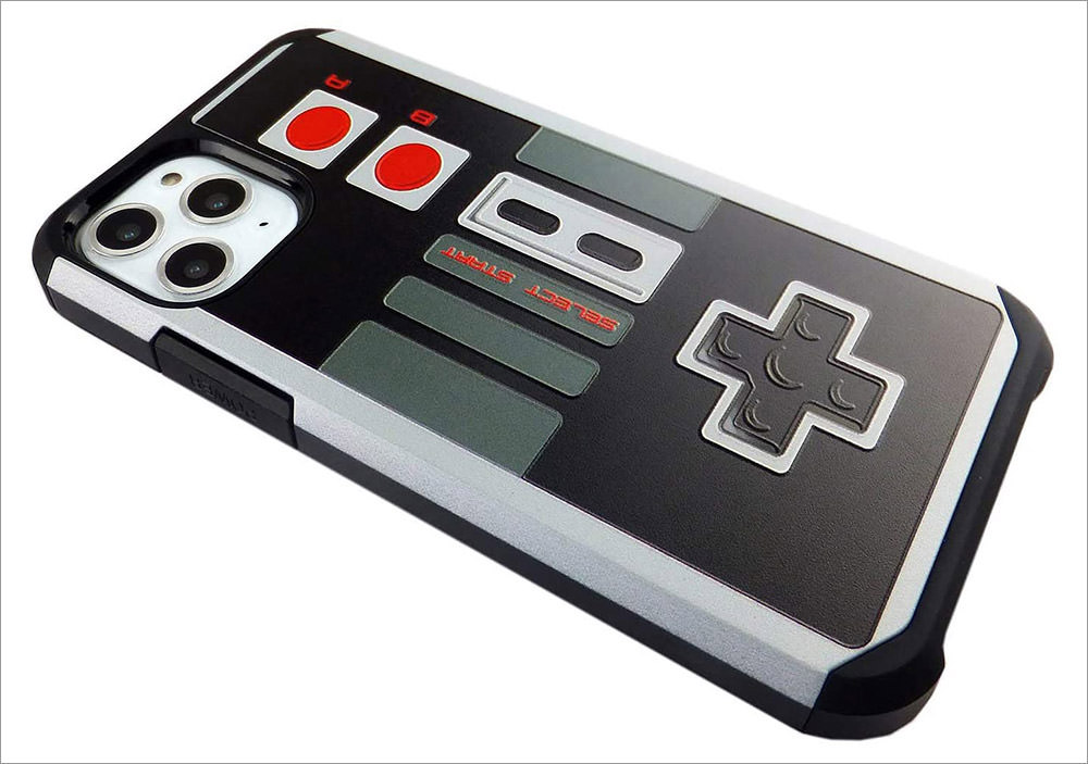 NES iPhone Casing