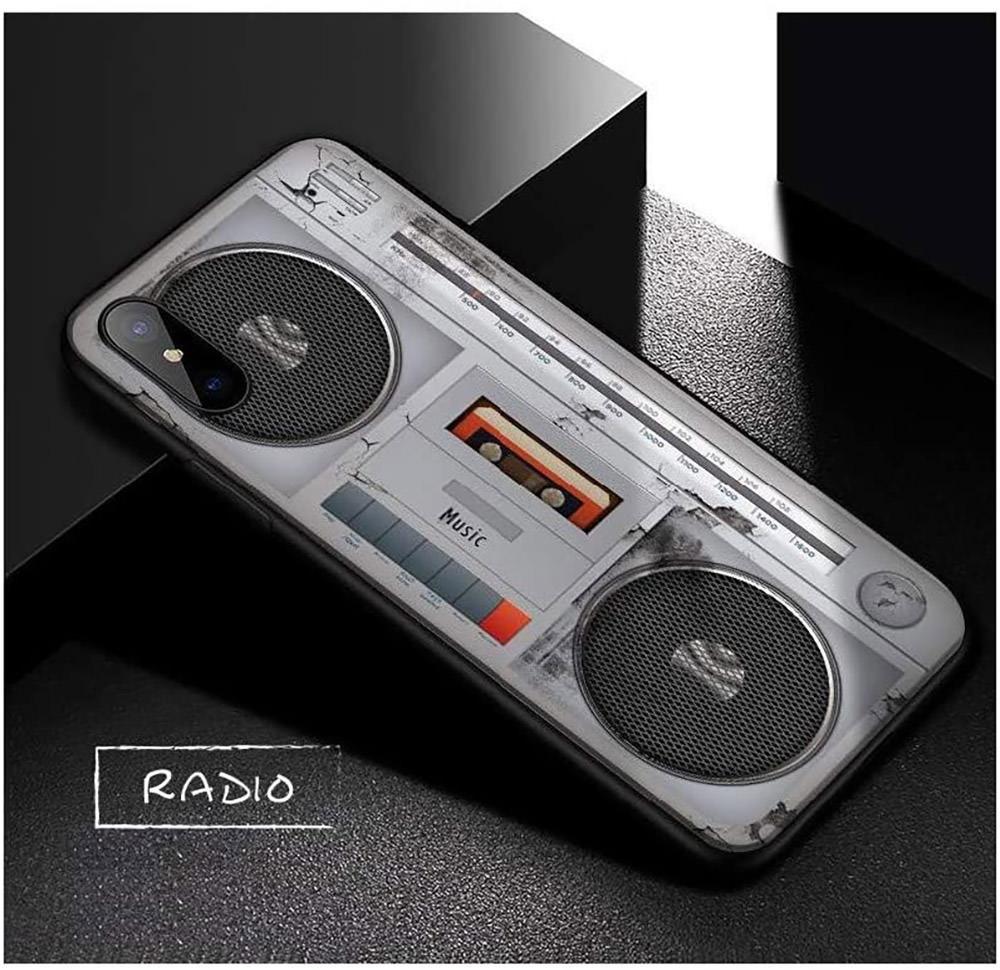 Vintage Radio Case