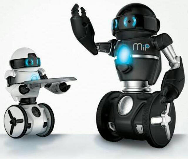 Omnnibot Two-Wheeled Robot