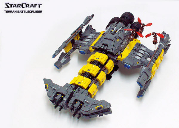 terran battlecruiser