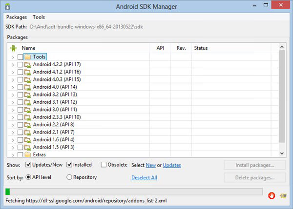 How to Install and Run Android OS on Windows - Hongkiat