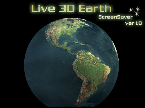 25 really cool screensavers to download hongkiat live 3d earth gumiabroncs Images