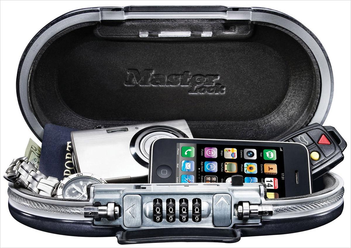 masterlock portable