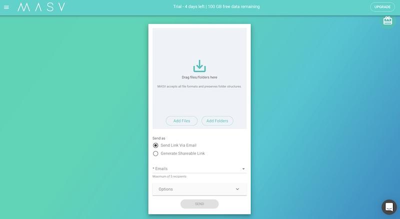 MASV-interface
