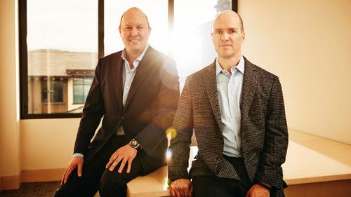 Marc Andreessen And Ben Horowitz