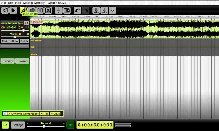 beautiful-audio-editor