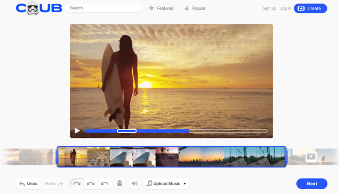 coub-video-editor