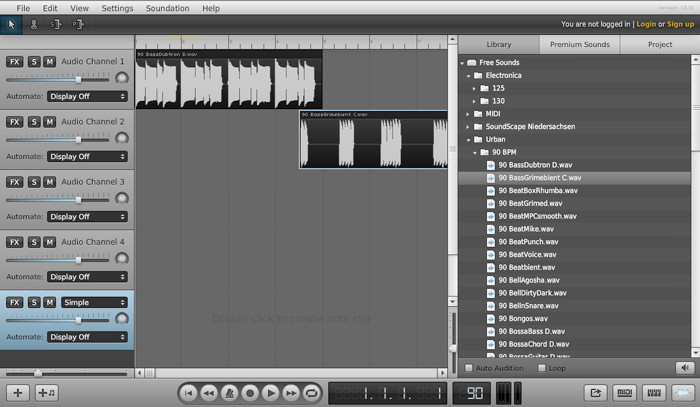 soundation-audio-editor