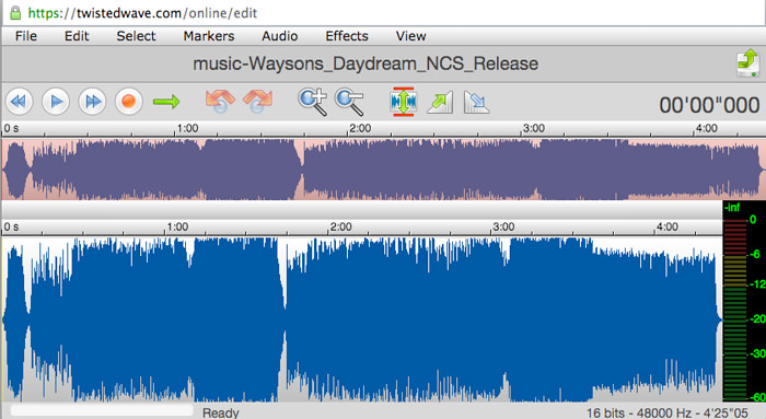 twistedwave-audio-editor