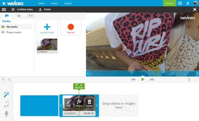 wevideo-video-editor