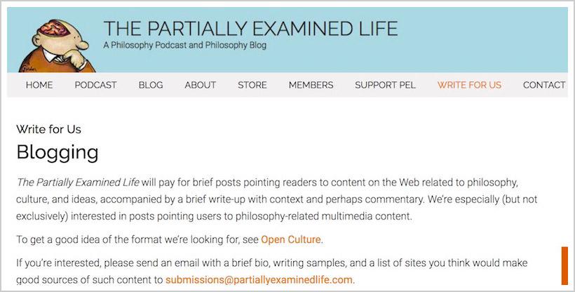 partiallyexaminedlife-sites-pay-to-write-blog