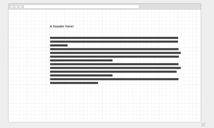 Wireframe CC Home Page