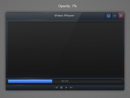tutorial video player interface 71