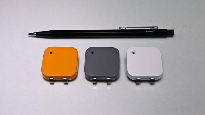 Memoto: Smallest Wearable Camera Perfect for Lifelogging - Hongkiat
