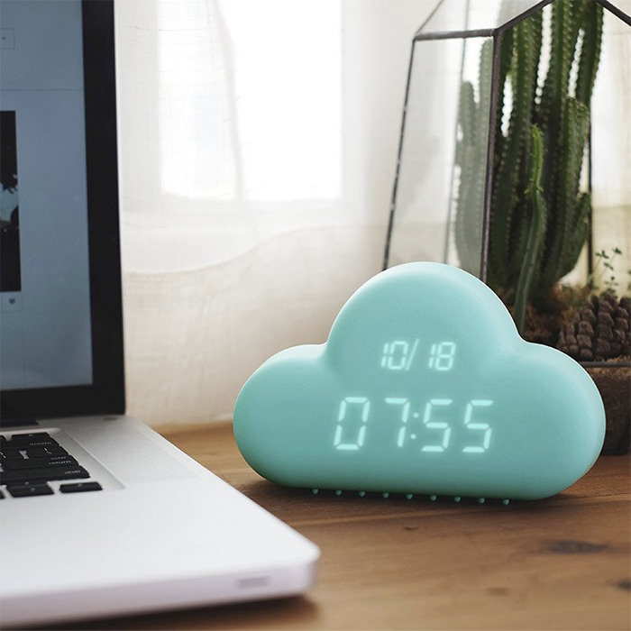 cloud-clock