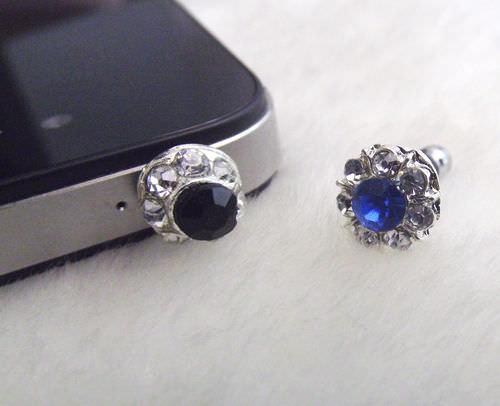 black blue diamond
