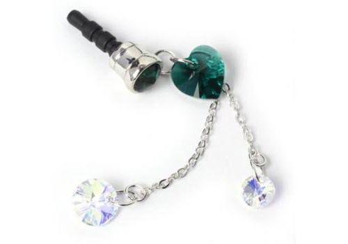 charm apli emerald