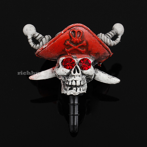 pirate skull captain