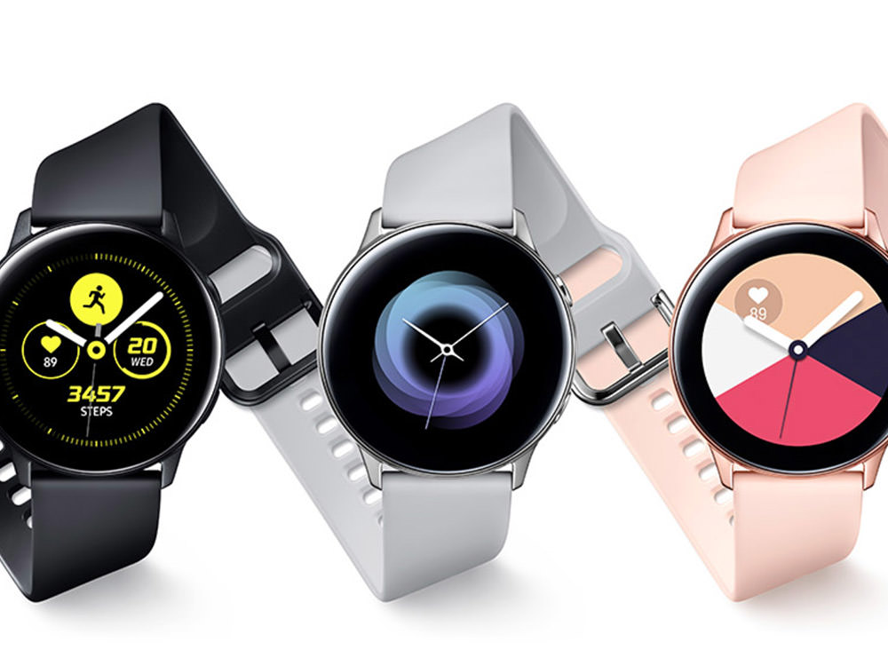samsung galaxt watch active 2