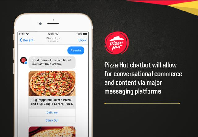 Pizzahut Chatbot
